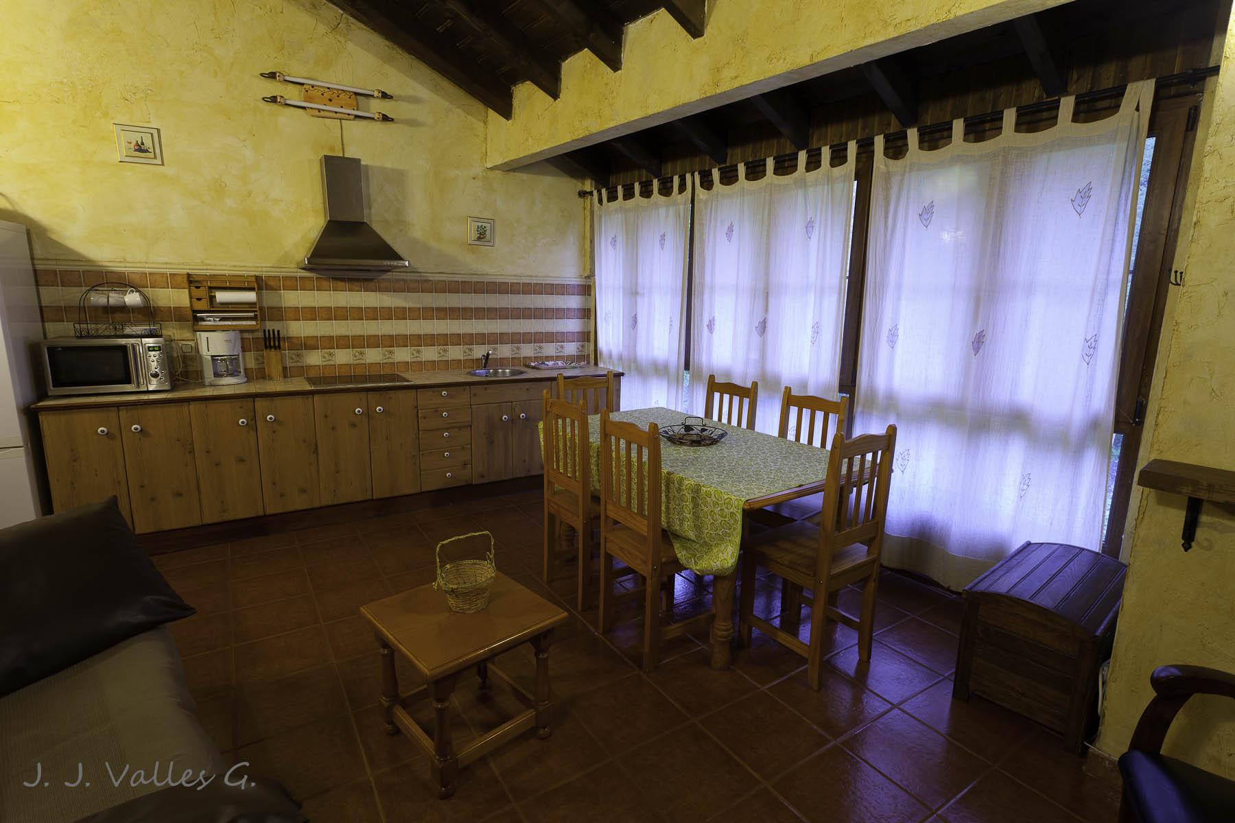 Rurastur Casas Rurales. Asturias. Parque de Redes